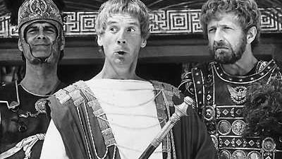 """Nach 30 Jahren: """"Werft den Purschen zu Poden"""": Die Bibelsatire der Monty Pythond war bislang zwar in ganz Deutschland, nicht aber in ganz Großbritannien zu sehen."""