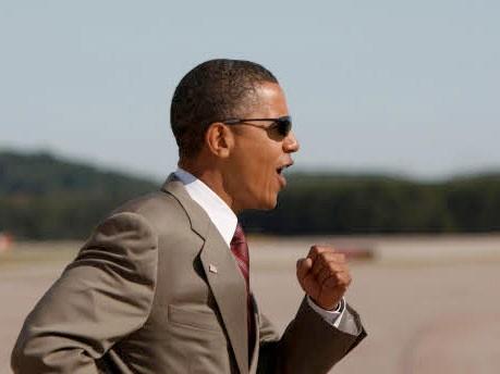 Charisma Obama, Reuters