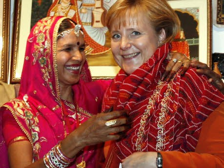 Interkulturelle Kompetenz Merkel, Reuters