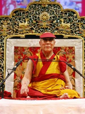 Dalai lama positives Denken, ap