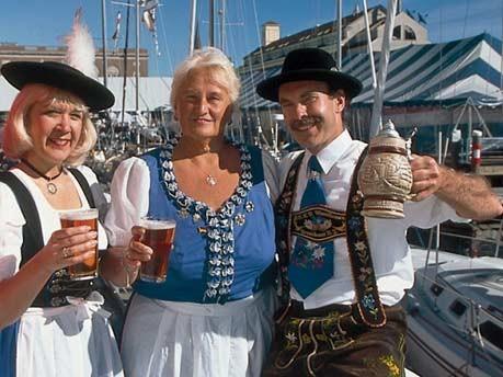 Oktoberfest International: Newport/ USA,  Newport Harbor Corporation