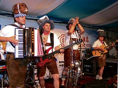 Oktoberfest International, German Chamber of Commerce China