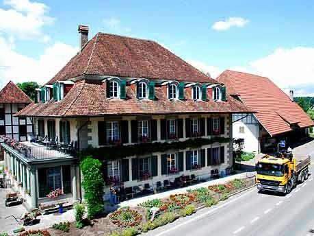 Dienstbotenheim Oeschberg, Schweiz, Knechte und Mägde, Marcel Burkhardt