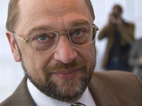 Martin Schulz, dpa