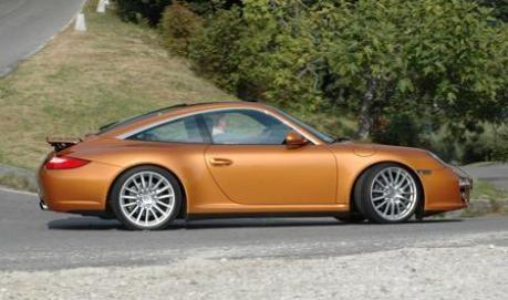 Porsche 911 Targa - 2009