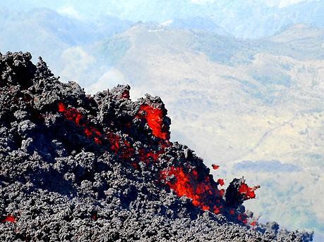 Vulkan Pacaya Guatemala Südamerika, Burkhardt