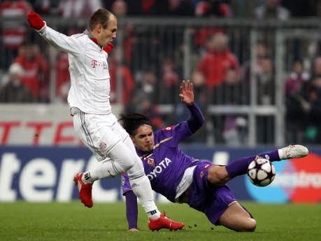 Arjen Robben, Getty