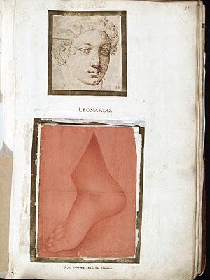 Zeichnungen von Leonardo da Vinci