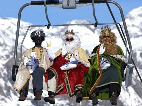 Die Heiligen Drei Könige, dpa