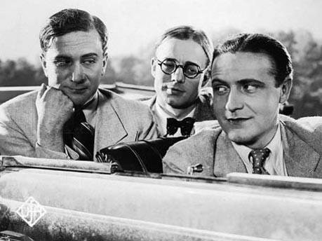 Die Drei von der Tankstelle, SZ Photo