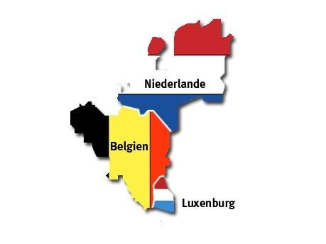 Benelux, sde / Grafik