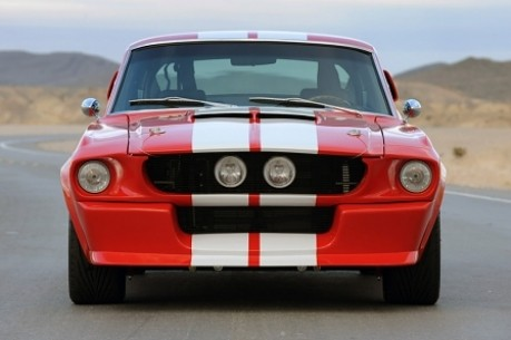 Shelby GT 500 CR