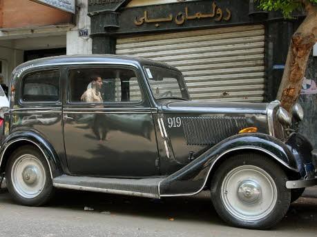 Mitten in ... Kairo, dpa