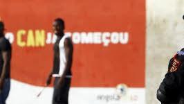 Cabinda; Angola; Westafrika; Reuters