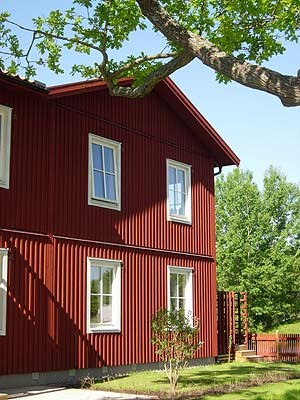 Ikea-Fertighäuser; Foto: BoKlog AB