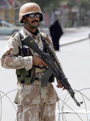 Fahrverbot in Bagdad am Jahrestag des Saddam-Sturzes