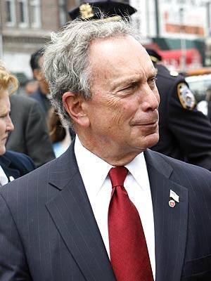 Michael Bloomberg rtr