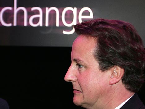 David Cameron rtr