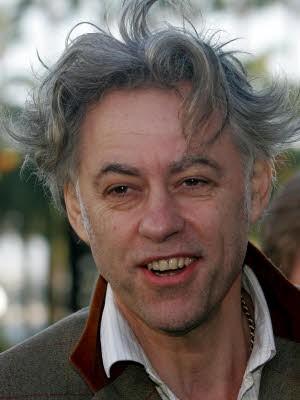 Bob Geldof, AP
