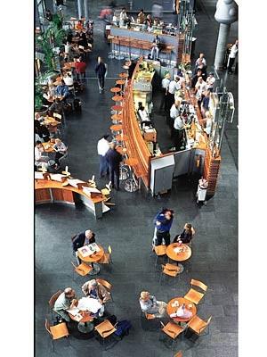 Übernachten auf dem Flughafen: Oslo, Trond Isaksen