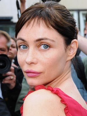 Emmanuelle Béart, Getty Images