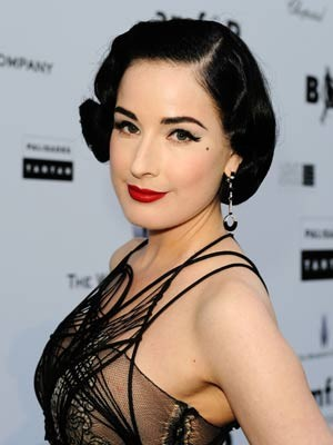 Dita von Teese, Getty Images