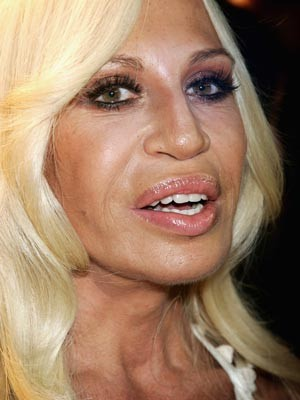 Donatella Versace, Getty Images