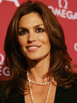 Cindy Crawford, Getty Images