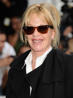 Melanie Griffith, Getty Images