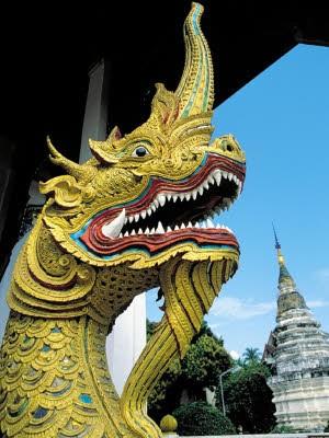 Asien Thailand Norden, Thailändisches Fremdenverkehrsamt, dpa