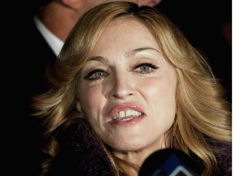 Madonna, Getty Images