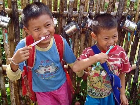 Asien Thailand Norden, Bernd Kubisch, dpa