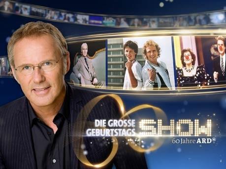 ARD, Die große Geburtstagsshow