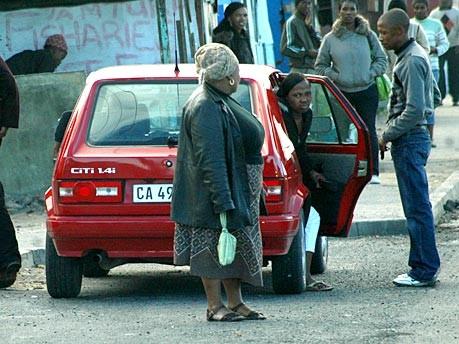 Weltspiegel (22): Citigolf in Südafrika
