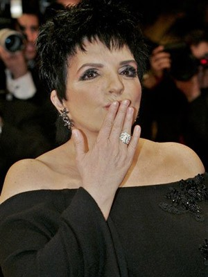 Trauerfeier für Michael Jackson, Weinen und beweint werden, Jacko, King of Pop, Liza Minelli; AP