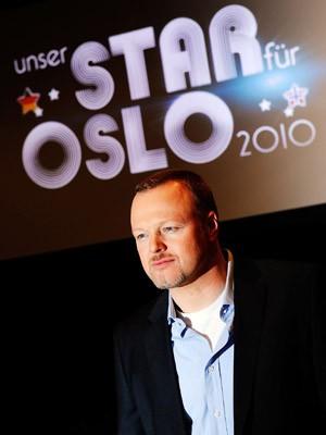 Stefan Raab, Unser Star für Oslo, Foto: Getty