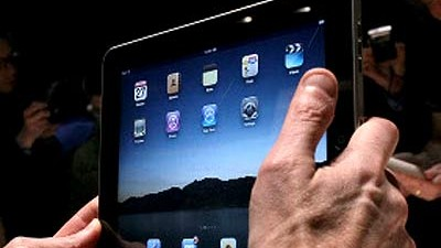 iPad von Apple: Apple ist stolz auf seinen iPad. Doch der Name hat viele Bedeutungen.