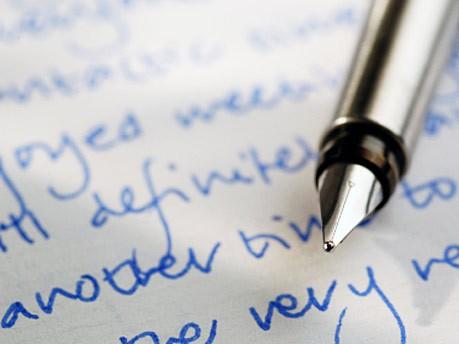 Handschrift, iStock