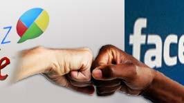 Google Buzz Facebook