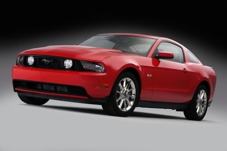 Ford Mustang 5.0 Ti-VCT V8 2010