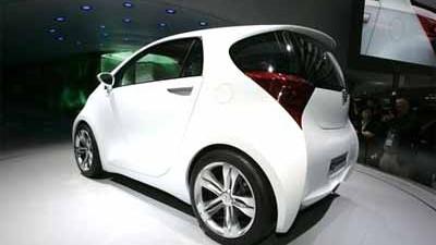 Toyota iQ / VW Up!
