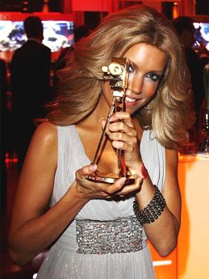 Goldene Kamera 2010, Sylvie van der Vaart, Getty Images