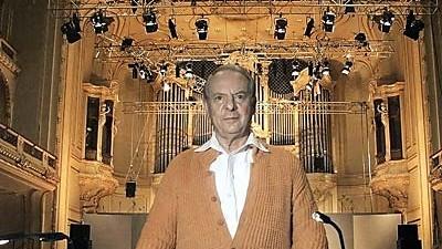Karlheinz Stockhausen Musik Komponist dpa