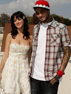 Katy Perry, Travis McCoy