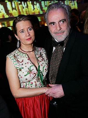 Maximilian Schell und Elisabeth Michitsch