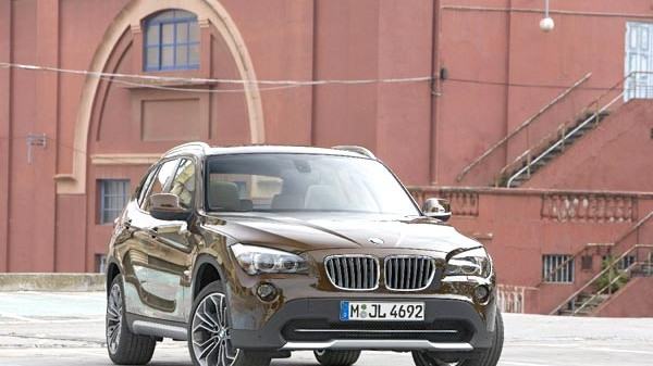 BMW X1: BMW Kampfansage in der Klasse der Kompakt-SUV: X1