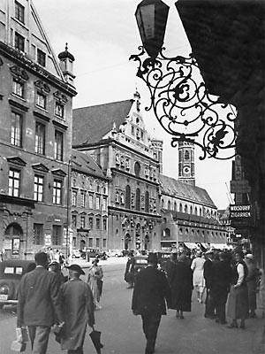 Die historische Altstadt: St. Michael