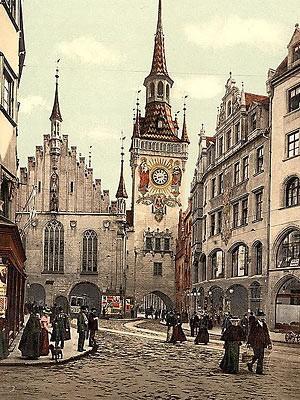Die historische Altstadt: Altes Rathaus