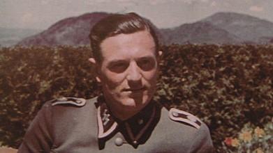 Hitler-Leibwächter Rochus Misch auf Hitlers Berghof in den Vierzigerjahren Foto: Misch/Das Gupta