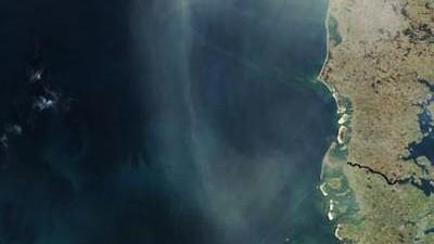 Deutsche Bucht Ocean Monitoring System Helgoland Büsum